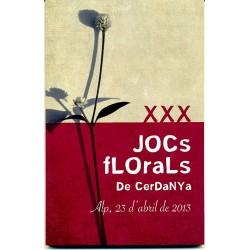 XXX Jocs Florals de la Cerdanya