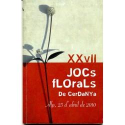 XXVII Jocs florals de Cerdanya