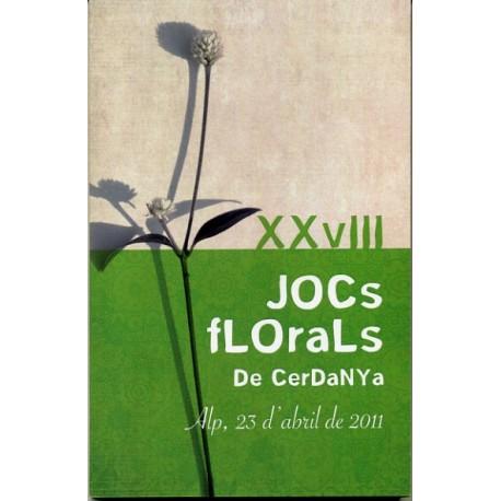 XXVIII Jocs Florals de la Cerdanya
