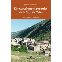 Dites, refranys i paraules de la Vall de Cabó