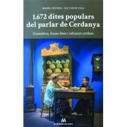 1.672 dites populars del parlar de Cerdanya. Gramàtica, frases fetes i regranys cerdans.