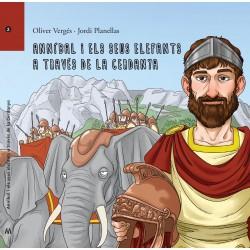 Anníbal i els seus elefants a través de la Cerdanya